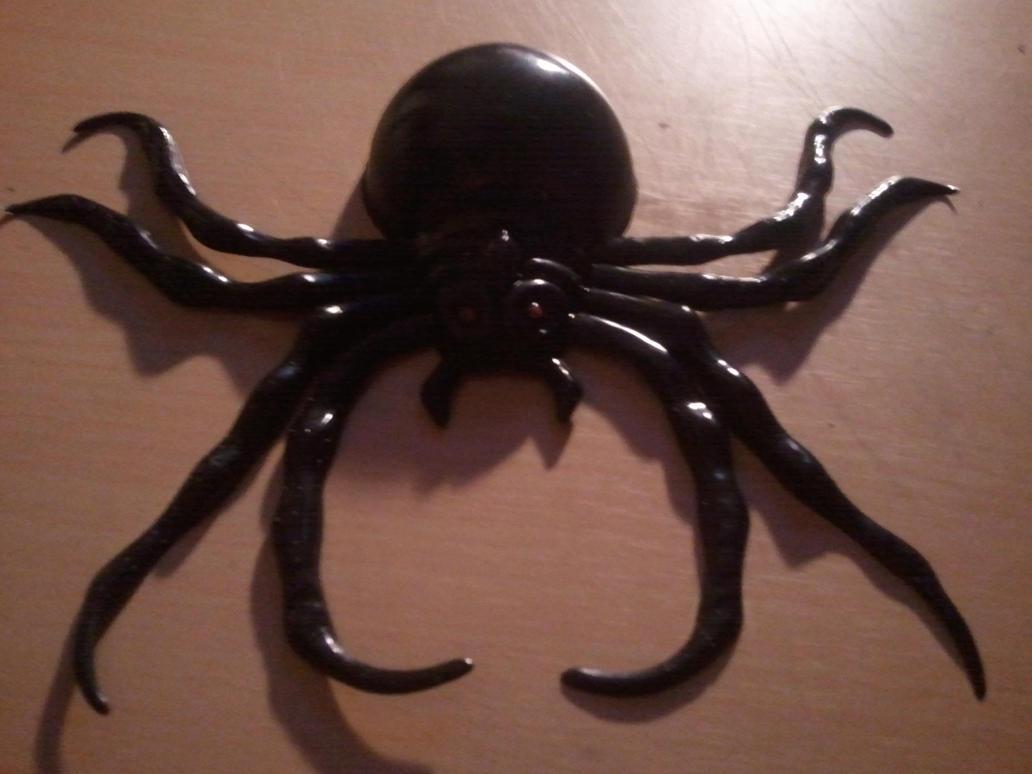 Big creepy spider by BenorianHardback26