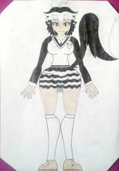 Lera Kumiko (Front) by BenorianHardback26