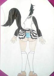 Lera Kumiko (Back) by BenorianHardback26