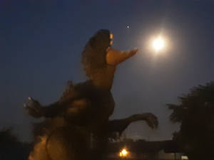 Scorpios Rex before Halloween