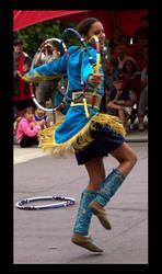 Hoop Dance - Wings by Katterrena