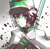 Yuu sketch by HllR0