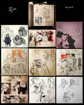 fullmetal sketches