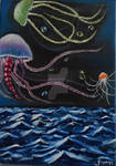 Jellyfish  wanna be free too
