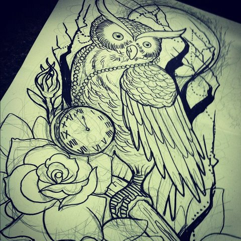 Owl Clock Meaning