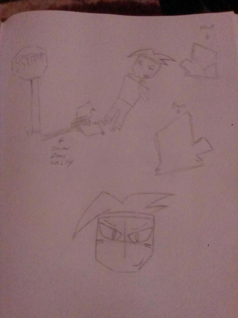 Zik Doodles by HeroAce