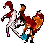 Alter and Muuzi Sprite by HexAsylum