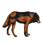 Eariam BlackPaw Sprite by HexAsylum