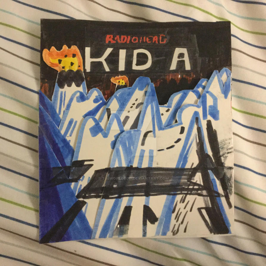 """kid a radiohead essay 2016-05-31 the radiohead racket  on kid a and amnesiac,  to glean his intentions in an essay titled, """"radiohead thinks the internet is turning us all into creeps."""