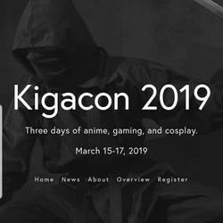ChosenMii X KigaCon 19: Three Days a Best! by ChosenMii