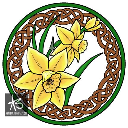art trade daffodils for kat by numoryn on deviantart. Black Bedroom Furniture Sets. Home Design Ideas