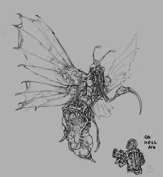 Deadspacebutterfly by Catsblood
