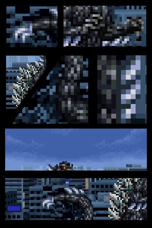 Shin Godzilla Page 1 by GIGAN05