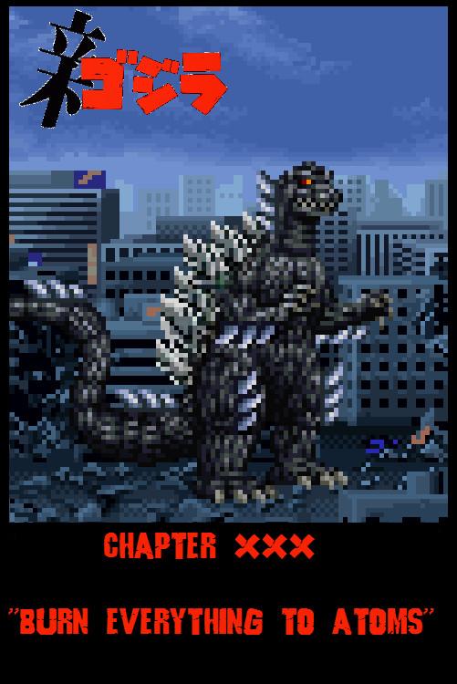 Shin Godzilla Page 2 by GIGAN05