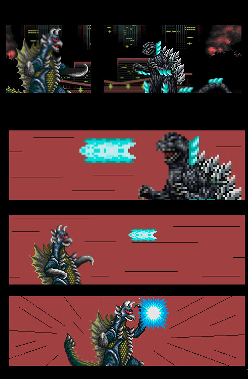 Shin Godzilla Page 3 by GIGAN05