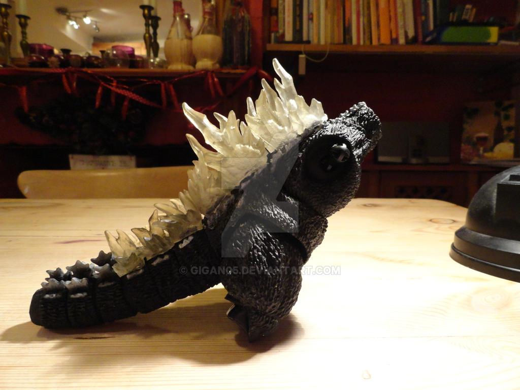 Godzilla Q Project 04/11/12 by GIGAN05