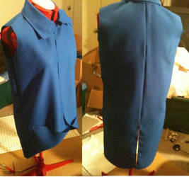 WIP - Francis Bonnefoy Jacket by Mina-Tia