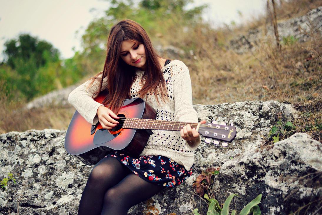 Autumn song by Gandrabur