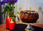 Nuts Cake 3 by Gandrabur