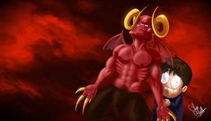 Leo and satan WP