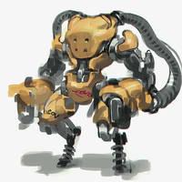 Robotek03 by rawwad