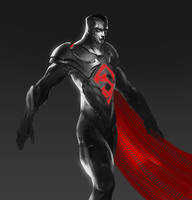 man of steel by rawwad
