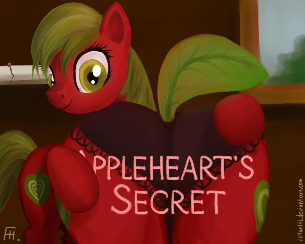 Appleheart's Secret by Virtue147