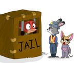 Fake Jail