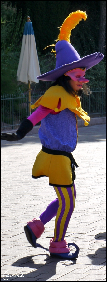 Clopin by Cassiopeeh