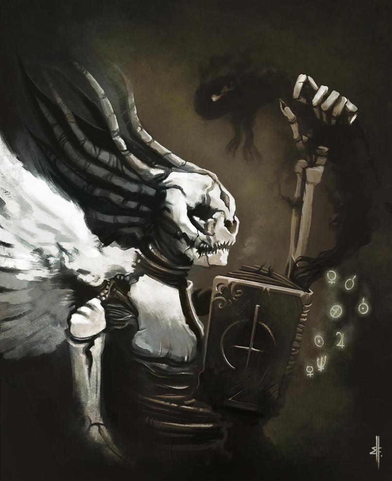 Witchcraft by blaakk