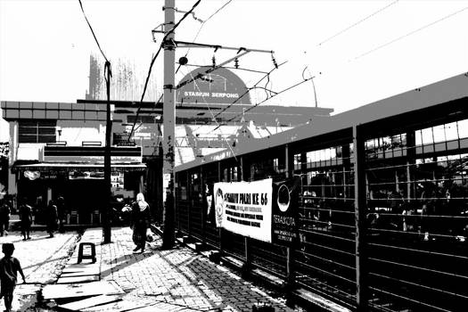 Stasiun serpong photo by Wahjoe (Large)