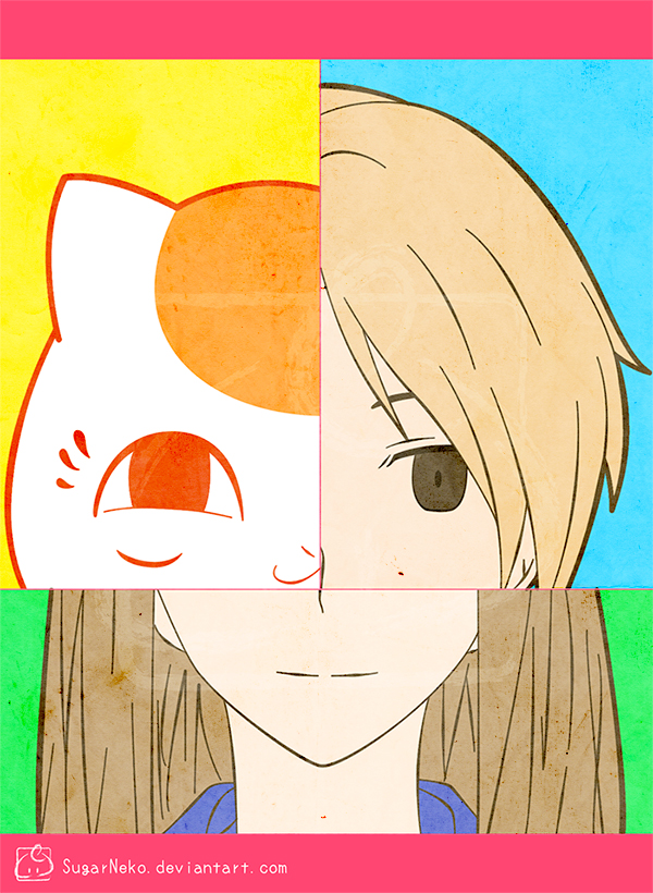 Natsume Yuujin-Chou by BBShadowCat