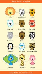 Baby Animal Kingdom