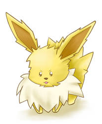 It's Supposed to Be Jolteon...