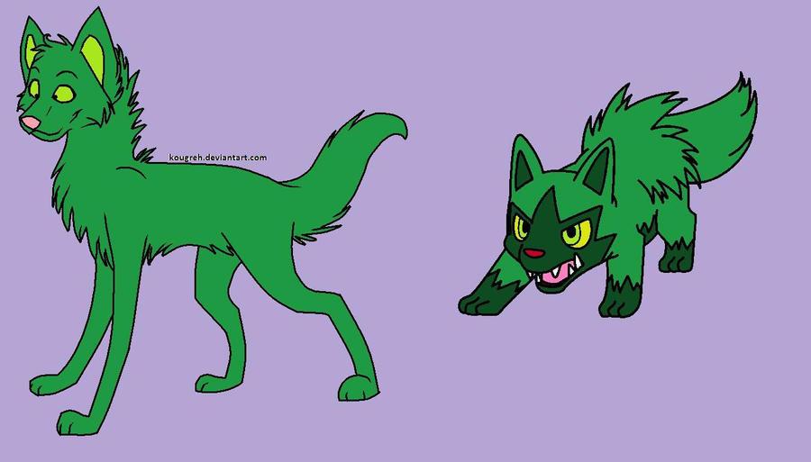 Jade Wolf 4