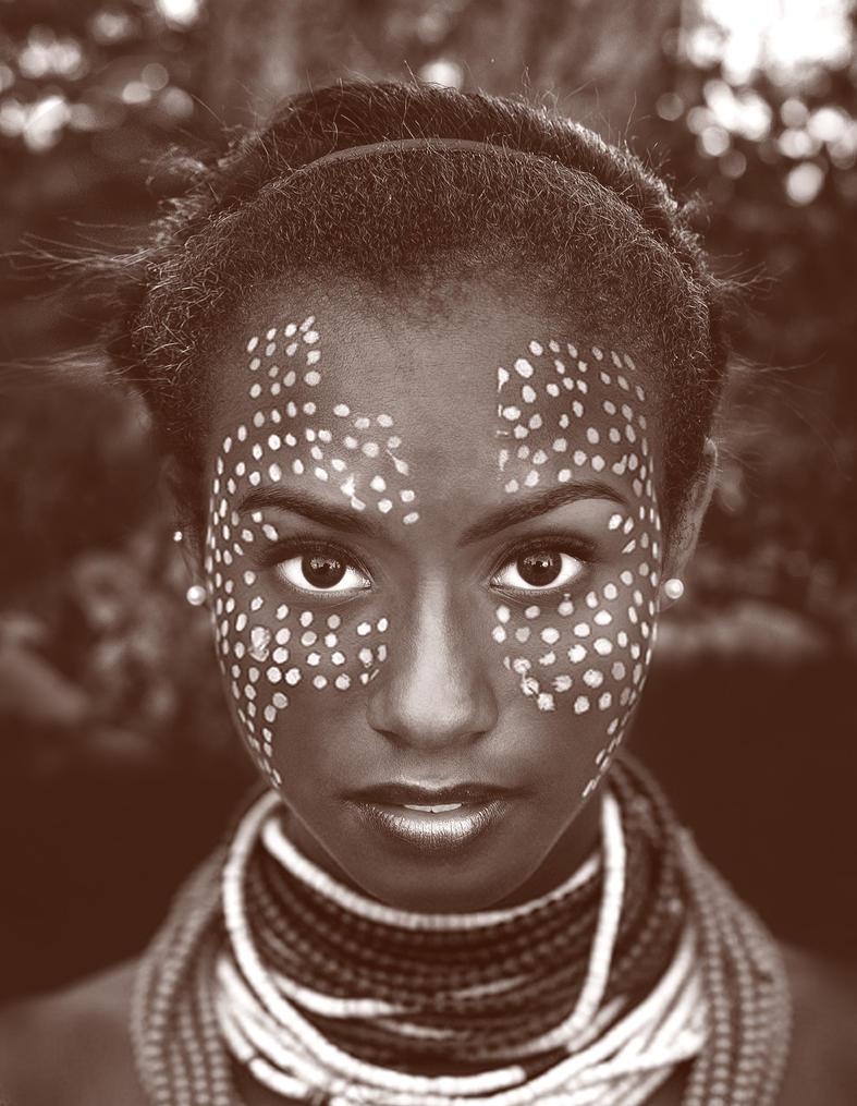 Nubian princess Nude Photos 46