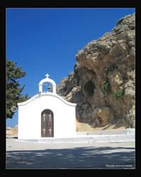 rhodian church by stahlmantel