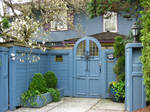Blue Gate in Shaughnessy