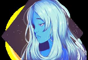 Blue Diamond - Steven Universe FanArt by lolitakitty1