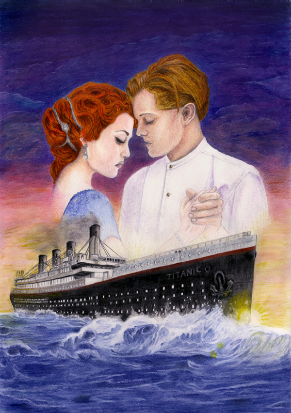 the budding relationship between jack and rose in movie titanic But as the relationship between armand and elena  against all social standings and rules, rose and jack embark on  titanic is the one great movie that.