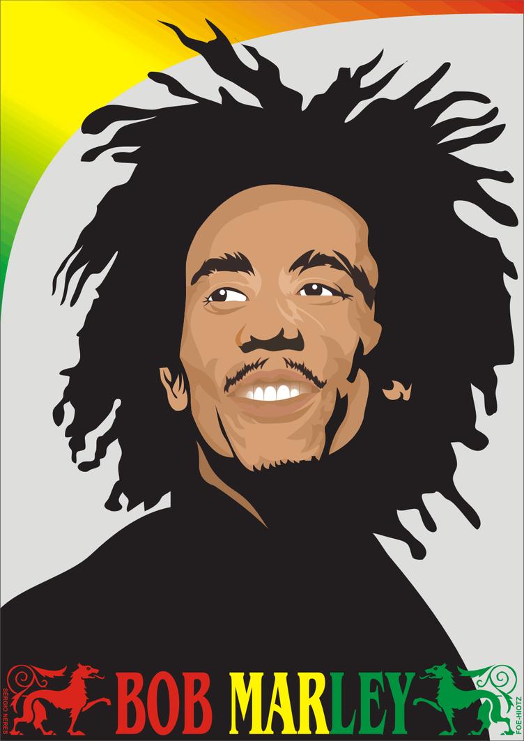 The King Bob Marley by foe-hiotz