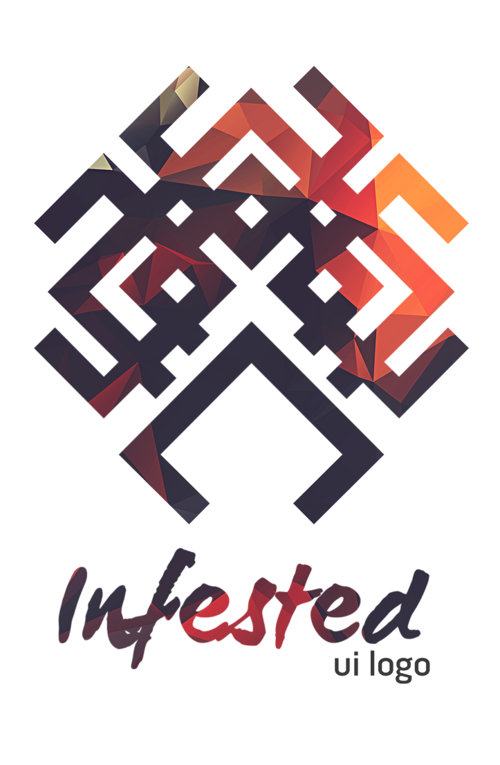 Warframe - Infested UI Logo - Fanart by TheSpaceKnight
