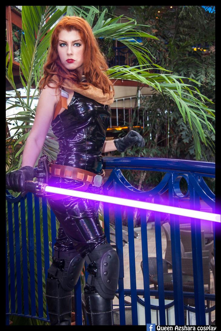 Mara Jade Skywalker/Emperor's Hand 07 by Queen-Azshara