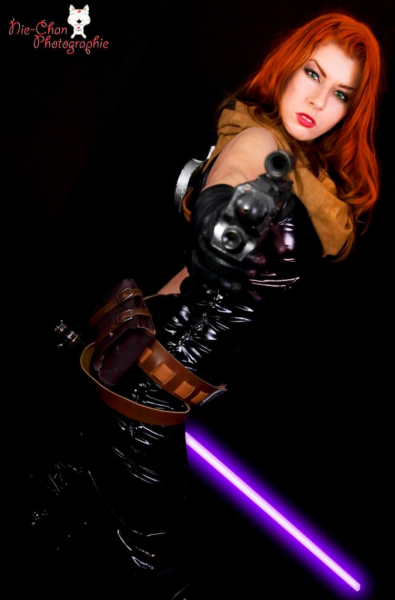 Mara Jade - Star wars by Queen-Azshara
