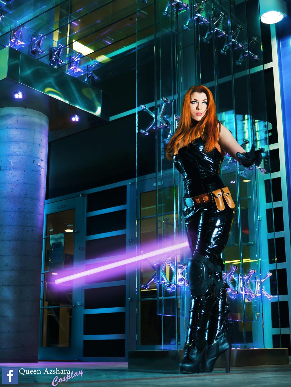 Star Wars - Mara Jade by Queen-Azshara