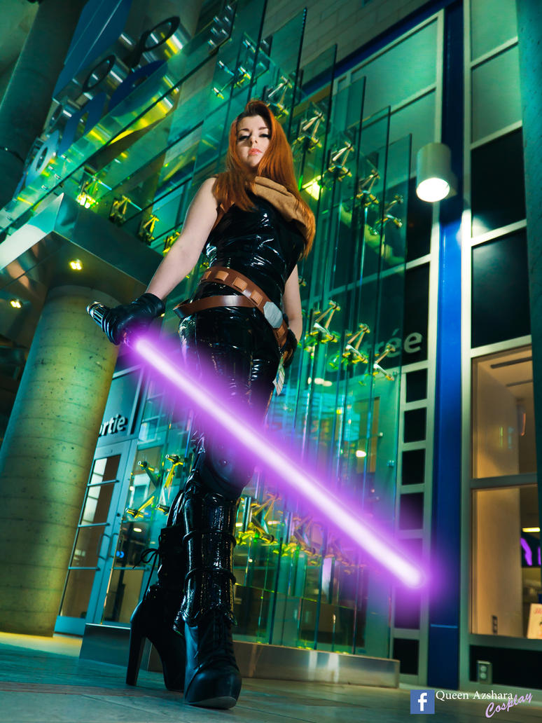 Mara Jade - STAR WARS by Queen-Azshara