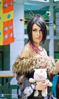 LULU final fantasy X by Queen-Azshara