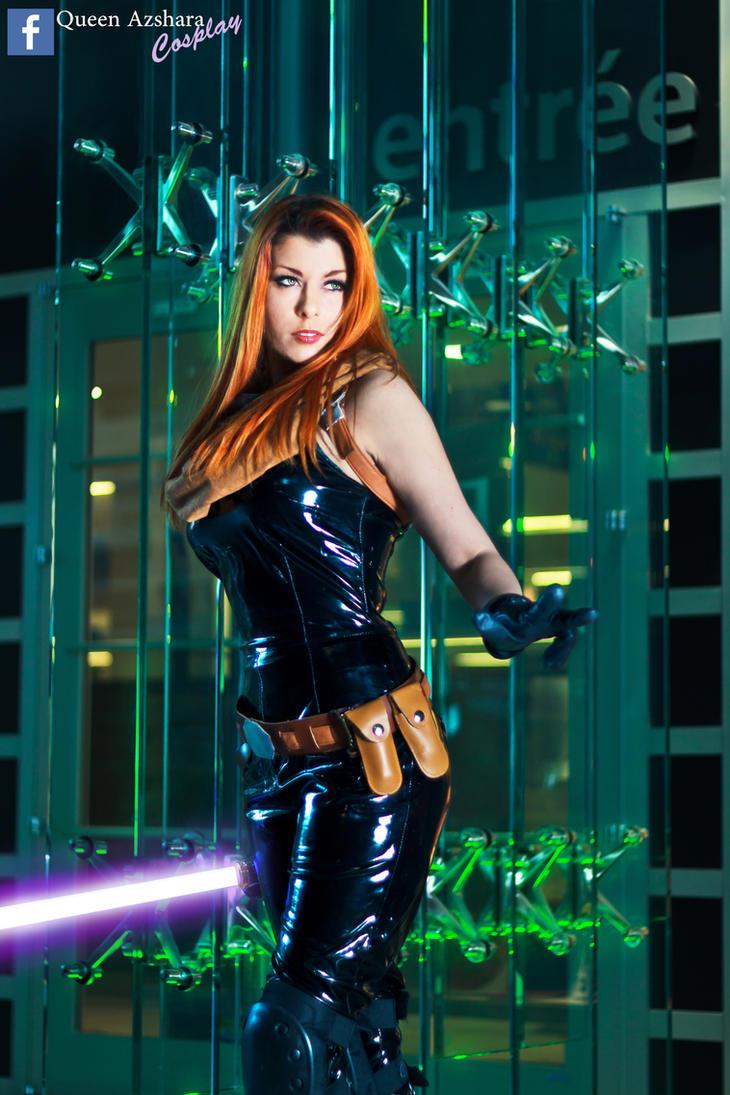 Mara Jade STAR WARS by Queen-Azshara