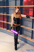 Mara Jade Skywalker 2014 by Queen-Azshara