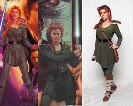 Mara Jade Skywalker (19 ABY)